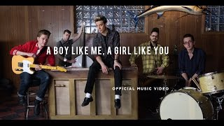 Download A Boy Like Me, A Girl Like You - Lance Lipinsky & the Lovers Video