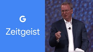 Download How we can use technology to build our dream society - Eric Schmidt, Zeitgeist 2016 Video