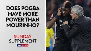 Download Does Paul Pogba hold more power at Man United than Jose Mourinho? | Sunday Supplement | Full Show Video
