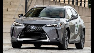 Download 2019 Lexus UX 250h - Interior, Exterior and Drive Video