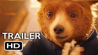 Download Paddington 2 Official Trailer #2 (2018) Hugh Grant Animated Movie HD Video