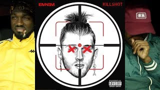 Download Eminem - KILLSHOT FIRST REACTION/REVIEW Video