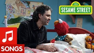 Download Sesame Street: Andrea Bocelli's Lullabye To Elmo Video