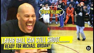 Download LAVAR BALL IS THE BEST SHOOTER IN THE WORLD! He's READY For Michael Jordan!! Video