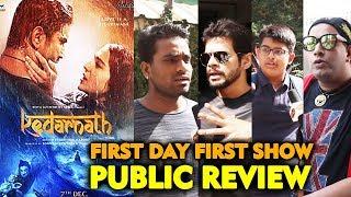 Download Kedarnath PUBLIC REVIEW | First Day First Show | Sushant Singh Rajput, Sara Ali Khan Video
