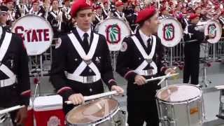 Download Ohio State University Marching Band Drumline Highlights Video