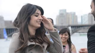 Download Bollywood Flash Mob Proposal - Boston 2017 (Alysha & Rahim) Video