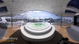 Download Step Aboard a $40 Million Luxury Mega Yacht in 360 Video