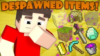 Download Where Despawned Items Go - Minecraft Video