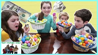 Download Easter Egg Hunt Treat Or Dare! / That YouTub3 Family Video