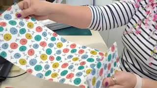 Download A craft fair essential make - One piece purse project Video