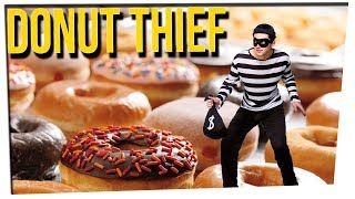 Download WS - Thief Hands Out Donuts During Robbery ft. Anthony Lee & DavidSoComedy Video