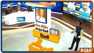 Download IndiaTV Exit Poll: Sheila Dikshit trailing in North-East Delhi, Gautam Gambhir leading in East Delh Video