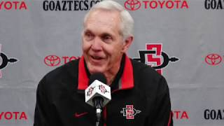 Download SDSU FOOTBALL: ROCKY LONG - NEVADA PREVIEW Video