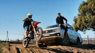 Download Fiat Fullback vs Motocross (w/ Tony Cairoli) Video