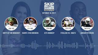 Download UNDISPUTED Audio Podcast (10.16.17) with Skip Bayless, Shannon Sharpe, Joy Taylor | UNDISPUTED Video