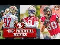 Download 2 49ers In The Top 25 NFL Rookies In Best Position For Year 1 Success | TE Levine Toilolo Signs Video