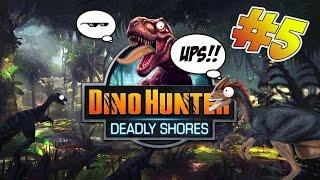 Download DRAGON CORONADO!!!! - Dino Hunter: Deadly Shores #5 Video