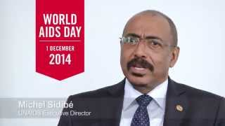 Download UNAIDS Executive Director delivers his World AIDS Day 2014 message Video