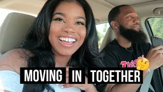 Download MOVING IN TOGETHER...? APARTMENT HUNTING!! Video