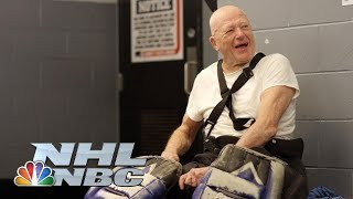 Download Quincy Bald Eagles don't let age stop love for hockey | Hockey Day in America | NHL | NBC Sports Video
