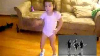 Download Arianna dancing to Beyonce's ″Single Ladies″ (Picture-In-Picture) Video