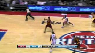 Download Kyrie Irving first NBA Game Video