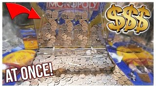 Download Coin Pusher || 500 QUARTERS AT ONCE!! Video