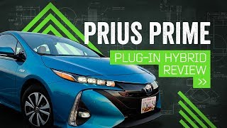 Download Toyota Prius Prime Review: Better Hybrid Than Plug-In Video
