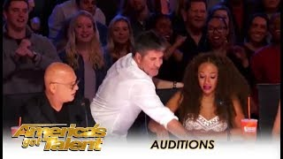 Download These Acts SUCKED And Simon Is NOT Happy!! | America's Got Talent 2018 Video