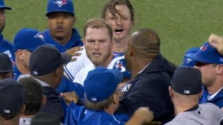 Download NYY@TOR: Tempers flare between Yankees, Blue Jays Video