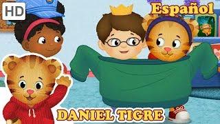 Download Daniel Tigre en Español - Discutiendo con tus Amigos | Videos para Niños Video