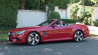 Download Mercedes SL450 review Video