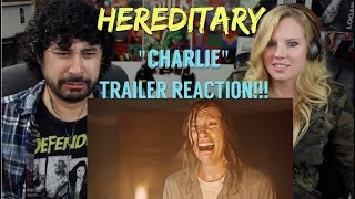 Download HEREDITARY TRAILER (2018) - 'Charlie' - REACTION!!! Video