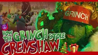 Download How the Grinch Stole Crenshaw by Todrick Hall Video