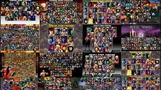 Download Mortal Kombat -All MKP Select Screens- from 2007 to 2017 (Alberto Blaze) Video