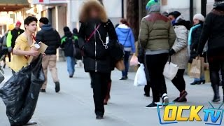 Download The Freezing Homeless Child - Little Boy Left In The Cold! (Social Experiment) Video