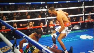 Download WAR IN BROOKLYN! JAMES DEGALE VS BADOU JACK FULL FIGHT POST TALK WITH DBN Video