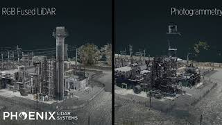 Download Photogrammetry vs RGB-Fused-LiDAR on a Phoenix System Video