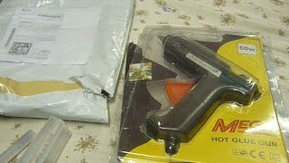 Download Unboxing Glue Gun And Review Video