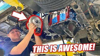 Download ROTARY Swapped Mystery Machine EP.2 - BIG Turbo on a LITTLE Van! + WE GOT A NEW TRAILER!!! Video