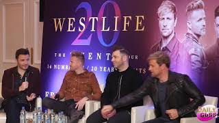 Download Westlife Reunion Press Conference 2018 Video