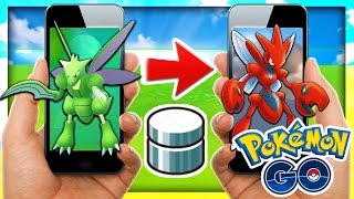 Download EVOLUTION ITEMS FOUND IN THE CODE - POKEMON GO Video
