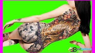 Download Best Women Tattoos Video