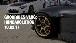 Download GOODRIDES VLOG // HONDAVOLUTION 18.02.17 Video