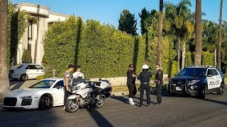 Download COPS VS SUPERCARS: 90210 Beverly Hills Edition Video