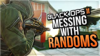 Download Black Ops 2 Messing with Randoms #23! (Deez Nuts, Violent Troll, Hillbilly Chaos) Video