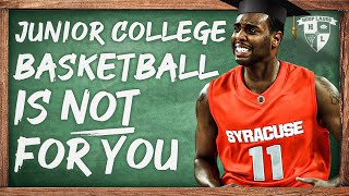 Download 3 Reason NOT to go JUCO (Junior College Basketball) Video