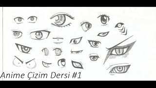 Download Anime Çizim Dersleri - Ders #1 - Yüz Video