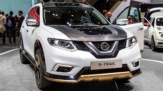 Download NISSAN X-TRAIL PREMIUM CONCEPT - GENEVA MOTOR SHOW 2016 HQ Video